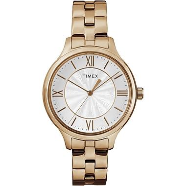 Timex Peyton Watch, Rose Gold (TW2R28000ZA)