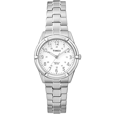 Timex – Montre Easton Avenue, argenté/gris (TW2P88900ZA)