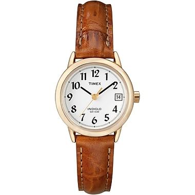 Timex Easy Reader Watch, Brown (T2J761ZA)
