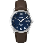 Timex - Montre Easy Reader pour homme, brun (TW2P75900AW)