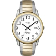 Timex Easy Reader Watch, Gold & Silver (T2H311AW)