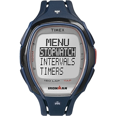 Timex IRONMAN Watch, Blue (TW5K96500GP)