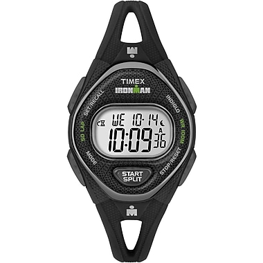 Timex IRONMAN Watch, Black (TW5M10900CS)