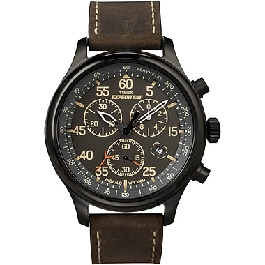 Timex Expedition Watch, Brown (T49905GP)