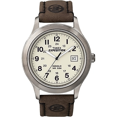 Timex Expedition Watch, Brown (T49870GP)