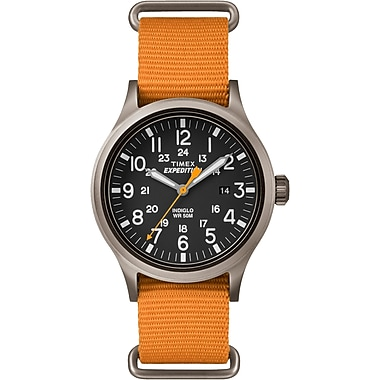 Timex Expedition Watch, Orange (TW4B04600GP)