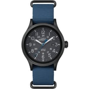 Timex Expedition Watch, Blue (TW4B04800GP)