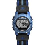 Timex Expedition Watch, Blue & Black Stripes (TW4B02300GP)