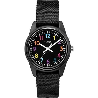 Timex - Montre pour enfants, noir (TW7C104009J)