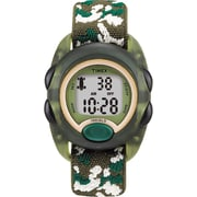 Timex Kids Watch, Green Camo (T719129J)