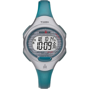 Timex IRONMAN Watch, Blue & Grey (TW5M10100GP)