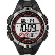 Timex MARATHON Watch, Black & Red  (T5K4239J)