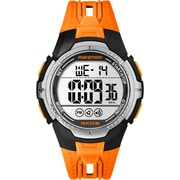 Timex MARATHON Watch, Orange & Black (TW5M068009J)