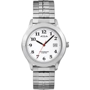 Timex ACQUA Watch, Silver/White (AA3C7710070)
