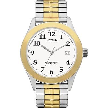 Timex ACQUA Watch, White (AA3C7730070)