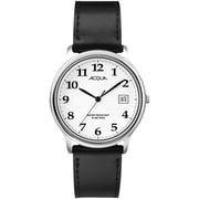 Timex ACQUA Watch, Black/White (AA3C7750070)