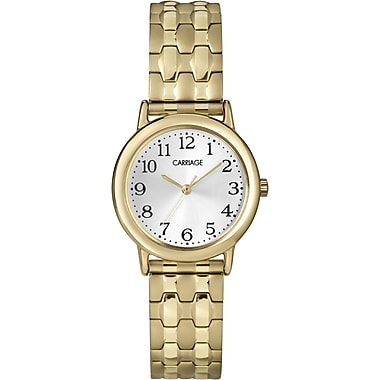 Timex Carly Watch, Gold (C3C7459J)