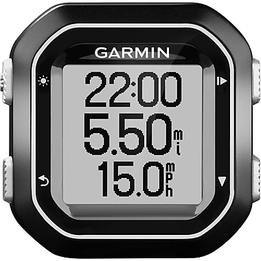 Garmin Edge® 25 Water Resistant Bike GPS Bundle (010-03709-40)