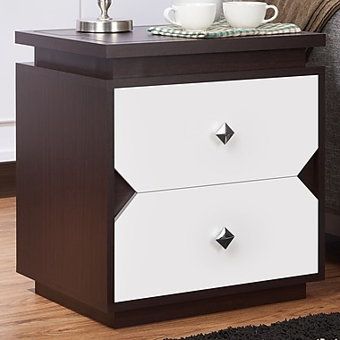 Ivy Bronx Allee Contemporary End Table