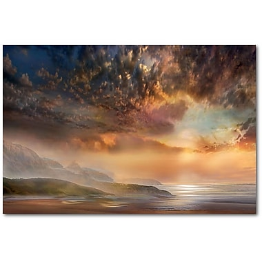 Latitude Run 'A Dream Away' Graphic Art Print on Wrapped Canvas