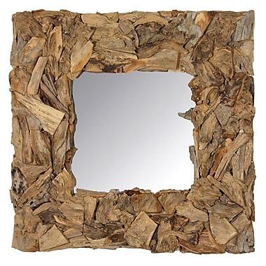 Loon Peak Suncrest Decoration Accent Mirror