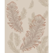 Arthouse Sirius Rose Gold 31.5' x 21'' Wallpaper Roll
