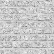 Arthouse Rustic Brick 21' x 3.95'' Texture Wallpaper Roll