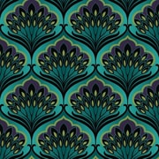 Arthouse Pavonis Peacock 31.5' x 21'' Wallpaper Roll