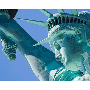 Brewster Home Fashions Statue of Liberty 8' x 116'' 6 Piece Wall Mural Set