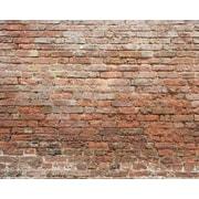Brewster Home Fashions Classic Brick 8' x 116'' 6 Piece Wall Mural Set