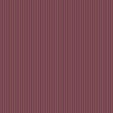 Brewster Home Fashions University of Oxford Frideswide Pinstripe 33' x 20.5'' Wallpaper Roll; Merlot