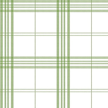 Norwall Wallcoverings Inc Fresh Kitchens V 32.7' x 20.5'' Kitchen Plaid Wallpaper; Green