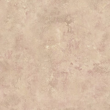 Norwall Wallcoverings Inc Textures IV 32.7' x 20.5'' Jewel Marble Wallpaper; Peach / Pink