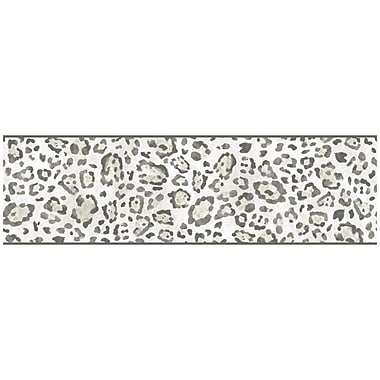York Wallcoverings Growing Up Kids Seeing Spots Removable 0.5' x 1.5'' Wallpaper Border