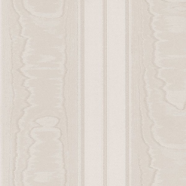Norwall Wallcoverings Inc Simply Silks III 32.7' x 20.5'' Wide Moire Wallpaper; Taupe