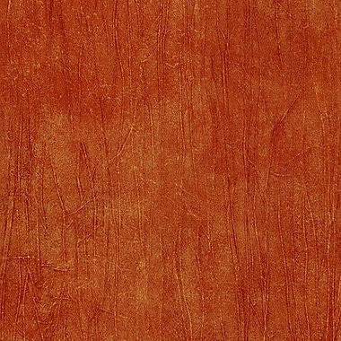 Norwall Wallcoverings Inc Textures IV 32.7' x 20.5'' Frosty Texture Wallpaper; Blend / Red