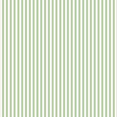 Norwall Wallcoverings Inc Fresh Kitchens V 32.7' x 20.5'' Stripe Wallpaper Roll; Green