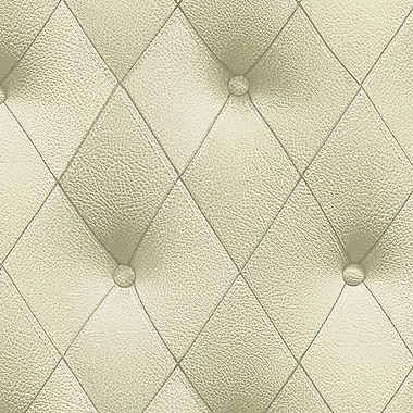 Norwall Wallcoverings Inc Illusions 32.7' x 20.5'' Button Back Texture Wallpaper; Green