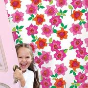 WallCandy Arts French Bull 2.17' x 26'' Rose Floral Wallpaper