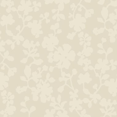 York Wallcoverings Candice Olson Shimmering Details Shadow 27' x 27'' Floral and Botanical Wallpaper