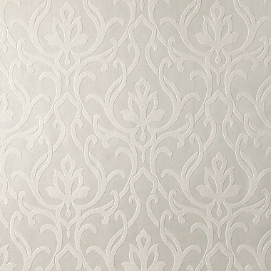 York Wallcoverings Candice Olson Shimmering Details Dazzled 27' x 27'' Damask Wallpaper
