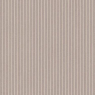 York Wallcoverings Riverside Park 33' x 20.5'' Stripes 3D Embossed Wallpaper; Wisteria