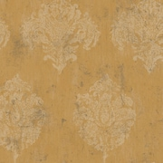 York Wallcoverings Natural Radiance Chateaux 27' x 27'' Damask Wallpaper