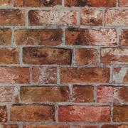 York Wallcoverings Modern Rustic 33' x 20.5'' Brick Distressed Wallpaper Roll