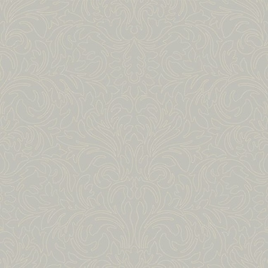 York Wallcoverings Candice Olson Inspired Elegance Muse 27' x 27'' Damask Wallpaper