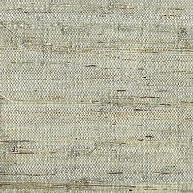 York Wallcoverings Urban Retreat 24' x 36'' Grasscloth Wallpaper