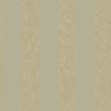York Wallcoverings Impressions Stucco 33' x 20.5'' Stripes Wallpaper; Gold / Gray