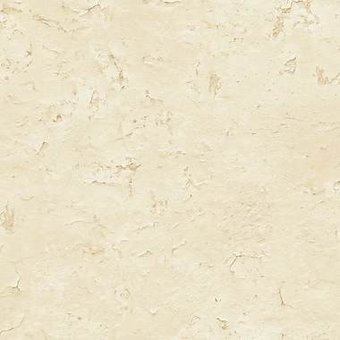 Walls Republic Contemporary Rustic Weathered Faux Plaster Cracked 32.97' x 20.8'' Wallpaper; Beige