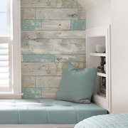 WallPops! Beachwood Peel And Stick Wallpaper Roll