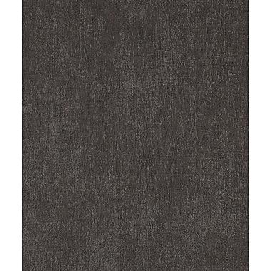 Walls Republic Grain 32.97' x 20.8'' Wallpaper; Coffee